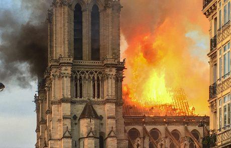 שריפת הענק בנוטרדאם: החטא ועונשו